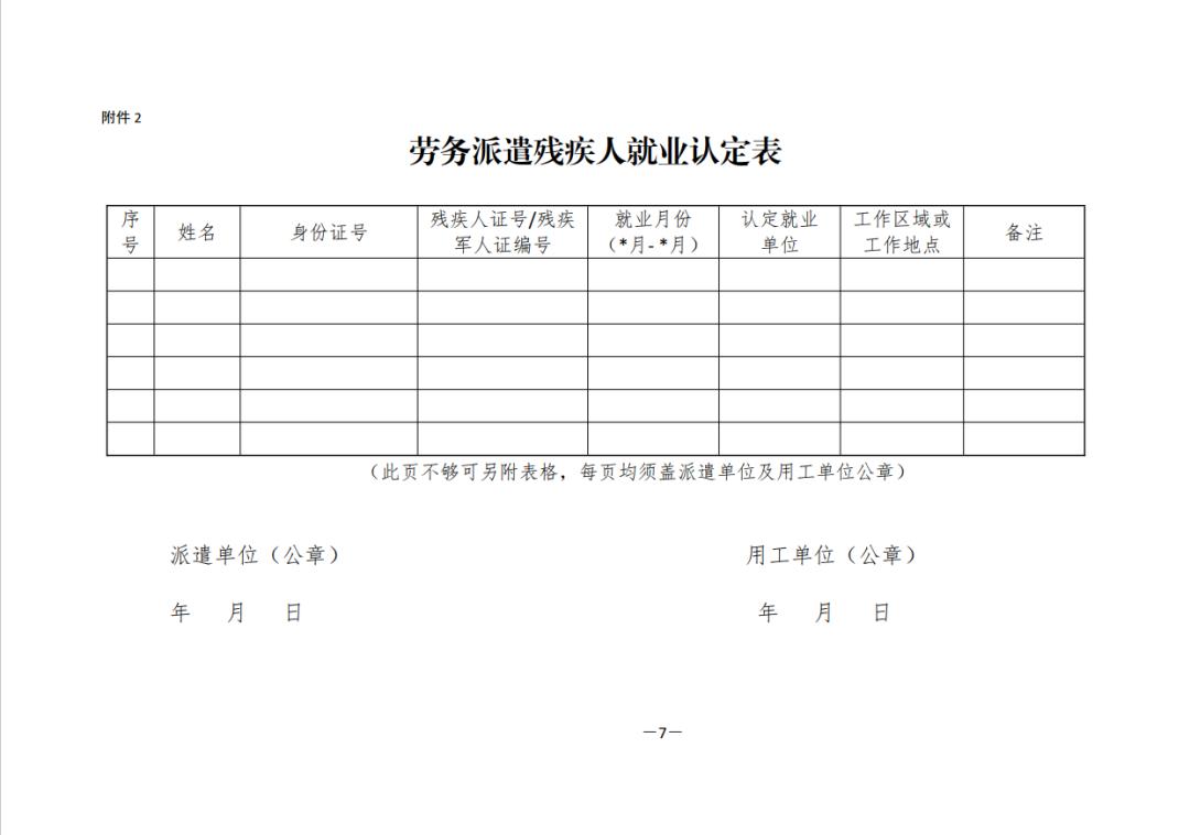 2021年北京市顺义区残保金审核通知发布:关于做好2021年用人(工)单位安排残疾人就业审核工作的通知插图(2)